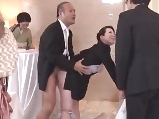Sex is free between family and friends in this marriage top rated japanese