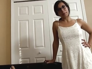 Stepmom & Stepson Affair 66 (My Best Birthday Present Ever) amateur creampie