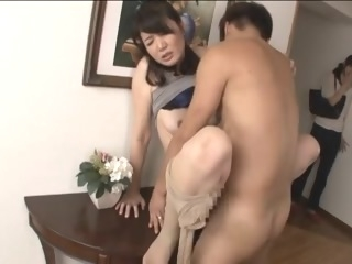 Husband cheat on Wife with NOT mother-in-Law 2of2 ctoan asian japanese