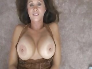 Step-mom helps jealous step-son mature milf