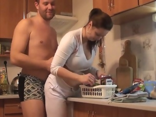 busty czech amateur fucking around the house by eliman amateur big tits