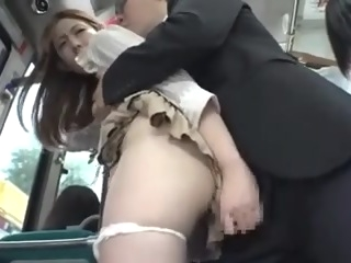 Groped bus stories 1 asian big tits